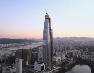 LOTTE WORLD TOWER_Technology for Safety film 2016 ver